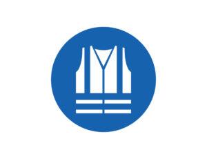 Znak Kamizelka Odblaskowa