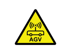 Znak AGV